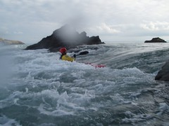 Greg Surfing Image