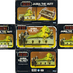 "KENNER :: Star Wars - Return of the Jedi  ""JABBA THE HUTT"" ACTION PLAYSET i (( 1983 ))"