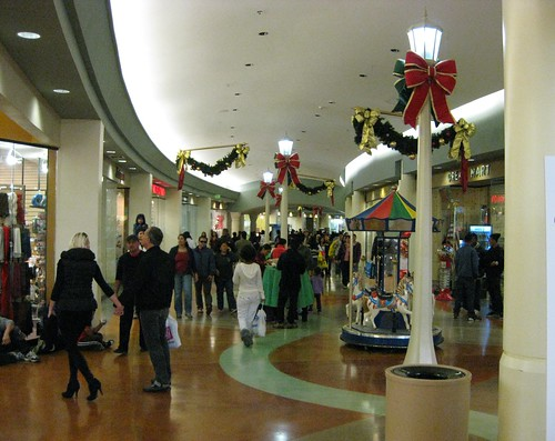 Black Friday Crowd at Great Mall (Photo #3)