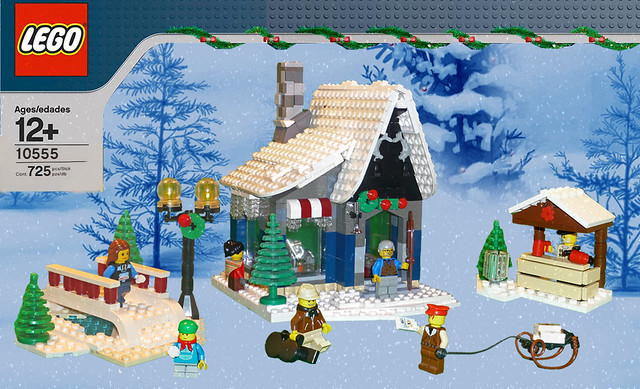 Winter Village Music Store Flickr Photo Sharing