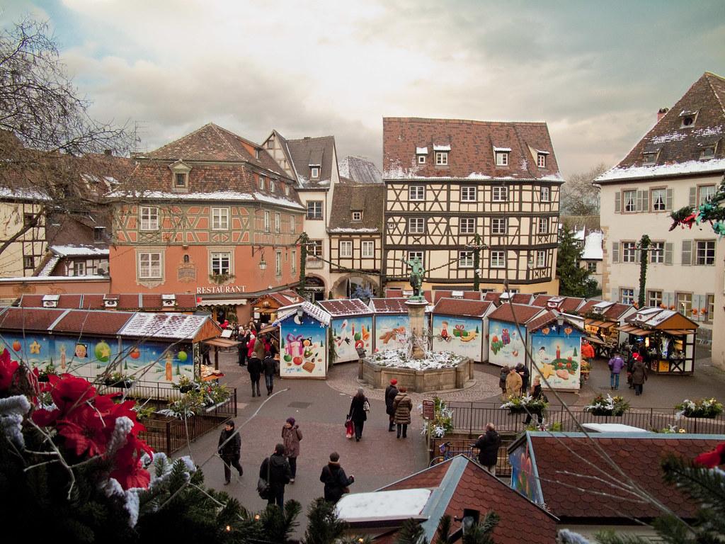 Colmar - Christmas Markets 2010