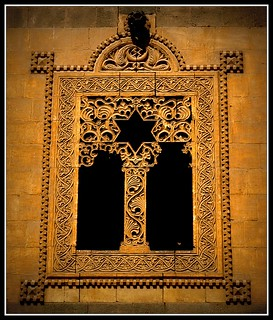 Damascan Window