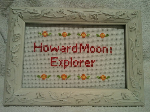 Howard Moon Colon Explorer