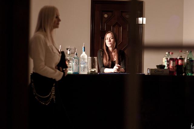 Bartender Scene