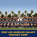 2009 LA Galaxy Adult Soccer Fantasy Camp
