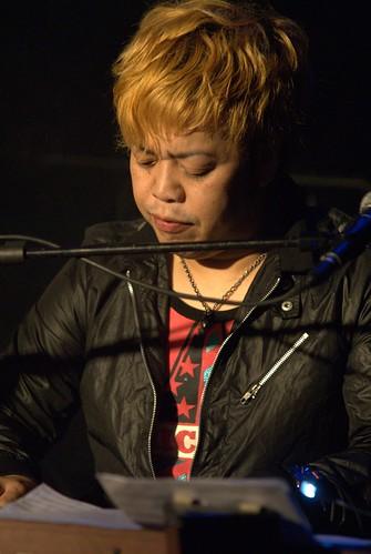 大叔爱绿毛-福山芳树上海演唱会现场及采访全视频