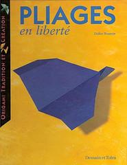 Didier Boursin - Pliages en liberté