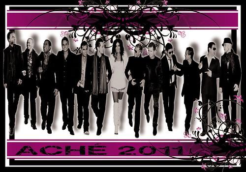 Aché 2011 - orquesta - cartel