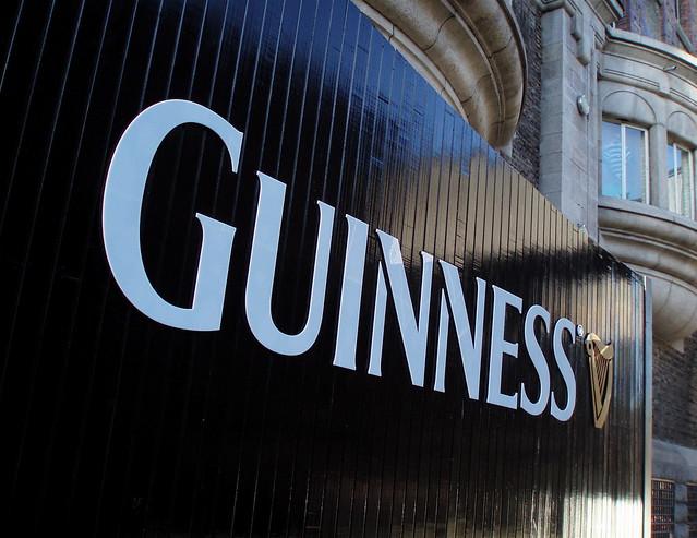 Guinness Storehouse, Dublin, Nov 2010