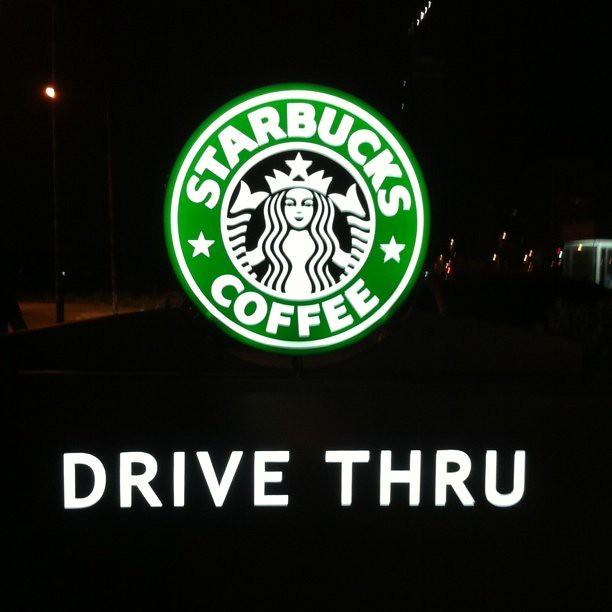 First Drive Thru Fast Food Restaurant