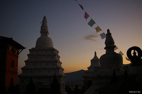 Swayambhunath (Kathmandu) 四眼天神廟