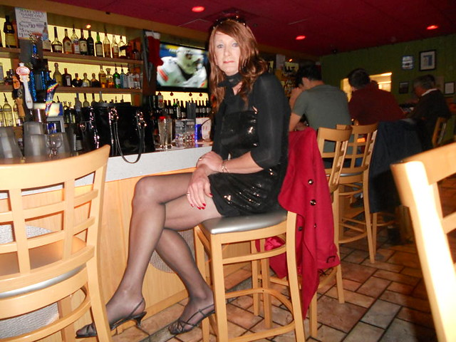Gilly On Bar Stool Flickr Photo Sharing