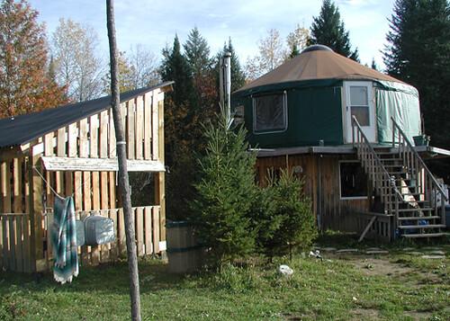 Alternative housing survivalist forum for Alternative housing
