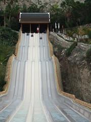 Siam Park Naga racer