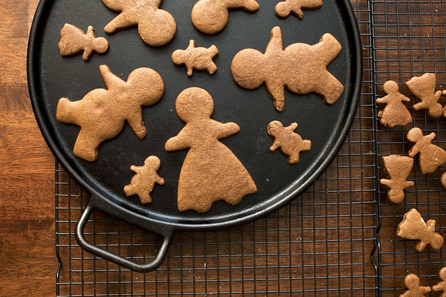 Spicy Gingerbread Cookies | These cookies aren't you typical ...