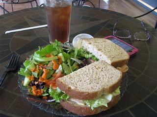 Lunch at Koinonia