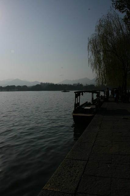 杭州-西湖畔