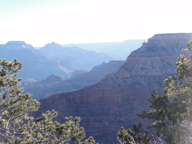 Sunrise of Grand Canyon