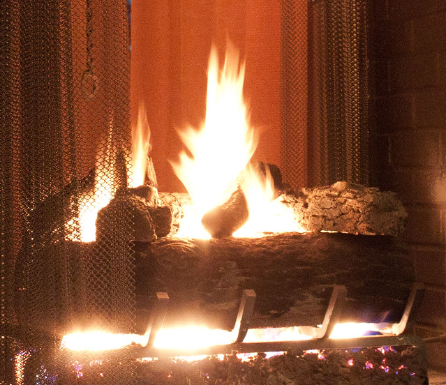 Natural Gas Fireplace Starter