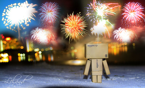 Happy New Year Danbo