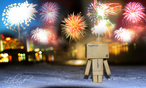 Happy New Year Danbo Flickr Photo Sharing