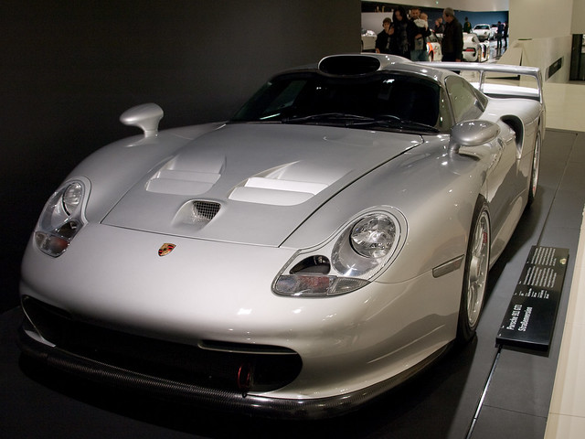 porsche 911 gt1 stra enversion porsche museum zuffenhau flickr photo sharing. Black Bedroom Furniture Sets. Home Design Ideas