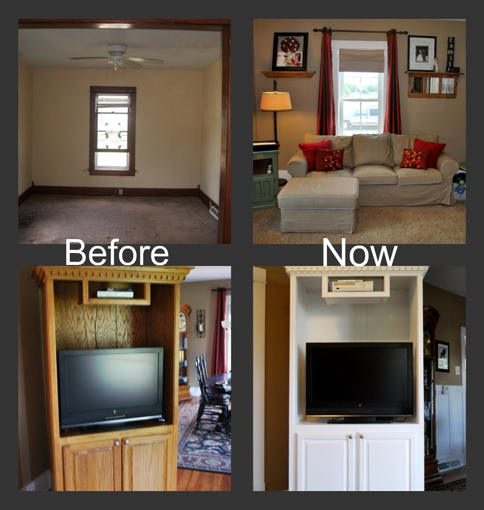 Our First Home Renovation