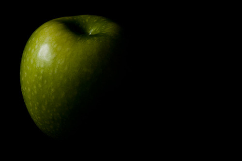 Dark Side of the Apple