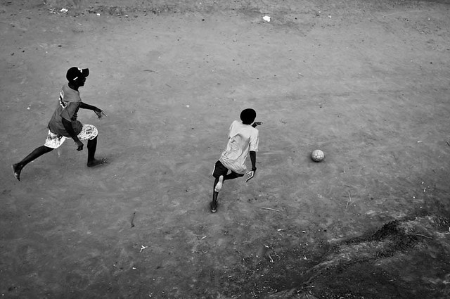 5323485441 a30025aa48 z Flickr Spotlight   Kids Play Soccer All Around The World