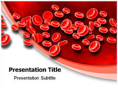 Medical powerpoint templates on 3501 flickr photo sharing for Blood ppt templates free download