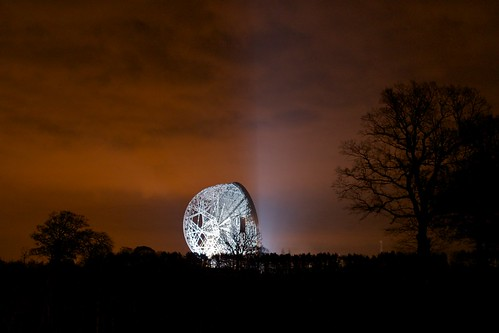 BBC Stargazing Live at Jodrell Bank