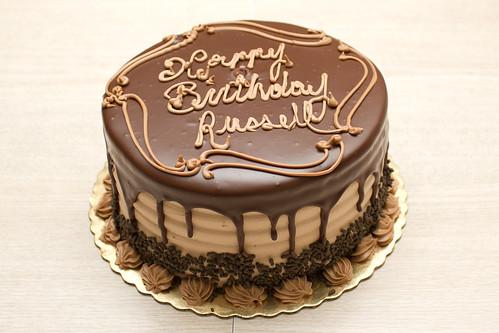 Happy Birthday Russell Backyard Galah Cam