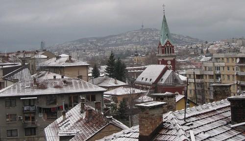 Christmas in Sarajevo