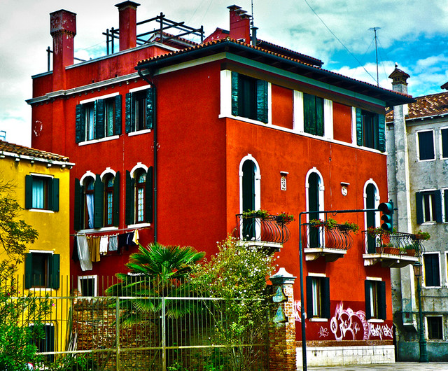 Residential Venice in HDR