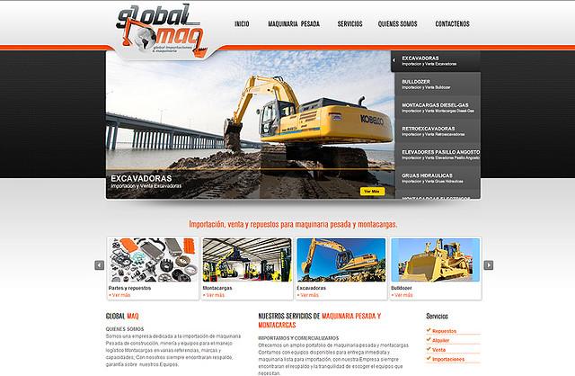diseño y Desarrollo sitio con administrador de contenidos