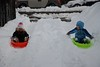 Sledding by Joe Shlabotnik