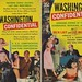 Dell Books D108 - Jack Lait & Lee Mortimer - Washington Confidential (with back cover)