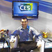 Alexander Priest from CES blogging at the HUB