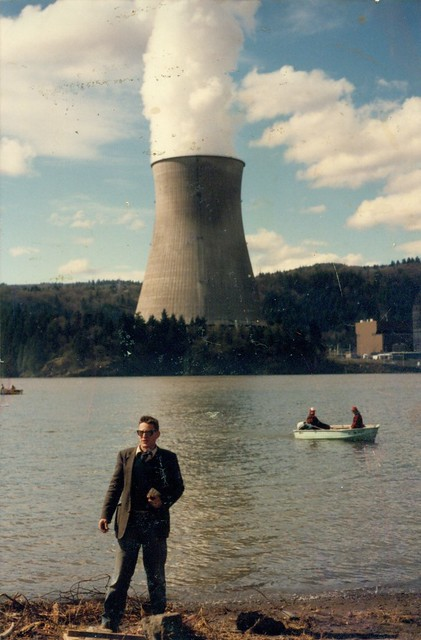 Jim at the Nucler Plant