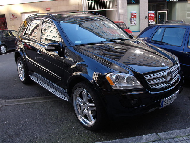 2007 mercedes ml 320 cdi 4matic flickr photo sharing. Black Bedroom Furniture Sets. Home Design Ideas