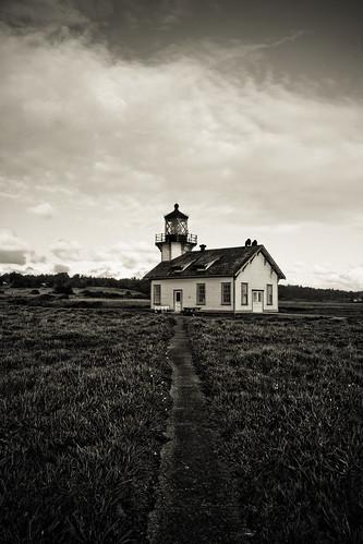 ocean california old lighthouse water coast mendocino cabrillo