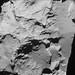 Comet from 20 km – NavCam by europeanspaceagency