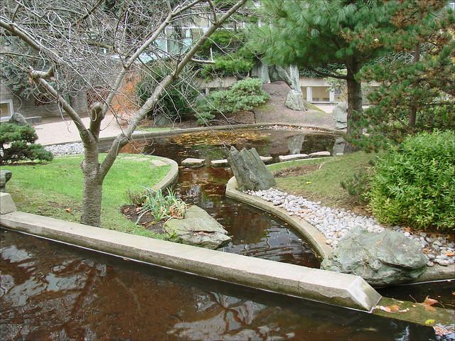 Le jardin japonais de noguchi unesco paris flickr for Le jardin japonais