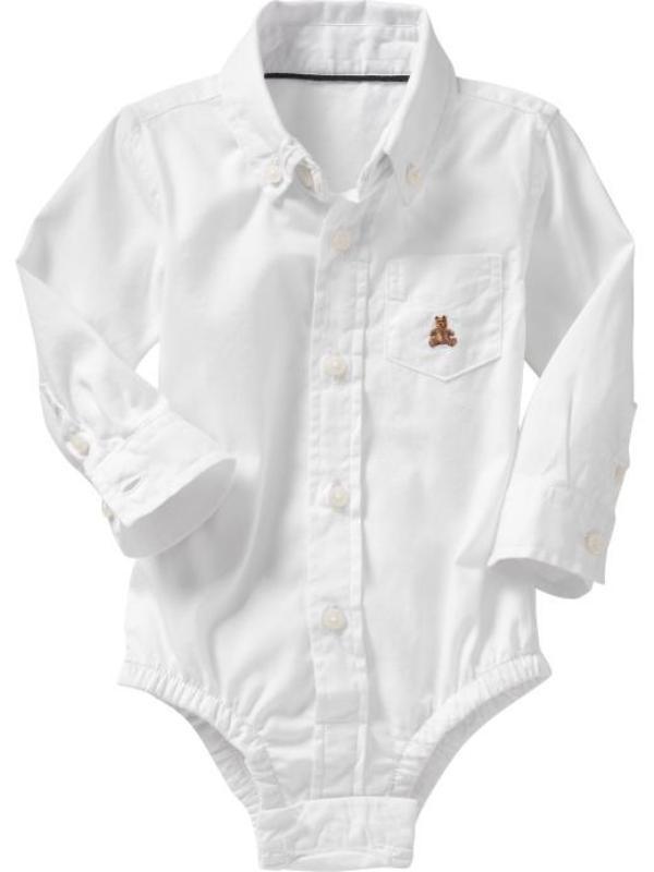 Diy shirt bodysuit trashion helsinki for Mens dress shirt onesie