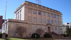 Old Shreveport, Louisiana Municipal Building