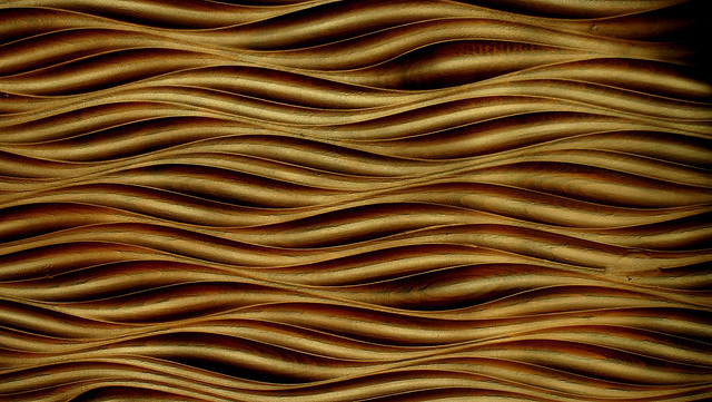 Wooden Cladding Wavy ~ Wooden waves flickr photo sharing
