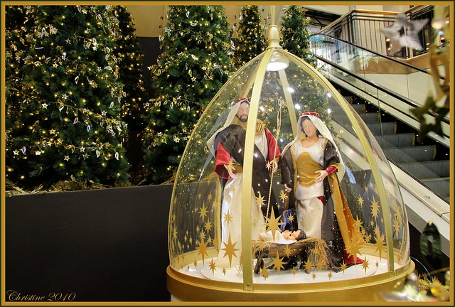 Queen Victoria Building Christmas Decorations 2010. | Flickr - Photo ...