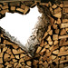 love woodpile