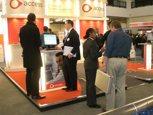 Access at Softworld 2009