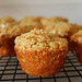 White Chocolate Almond Muffins